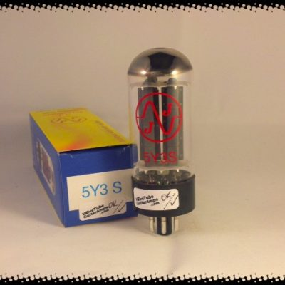 JJ 5Y3S Rectifier for vintage style amps