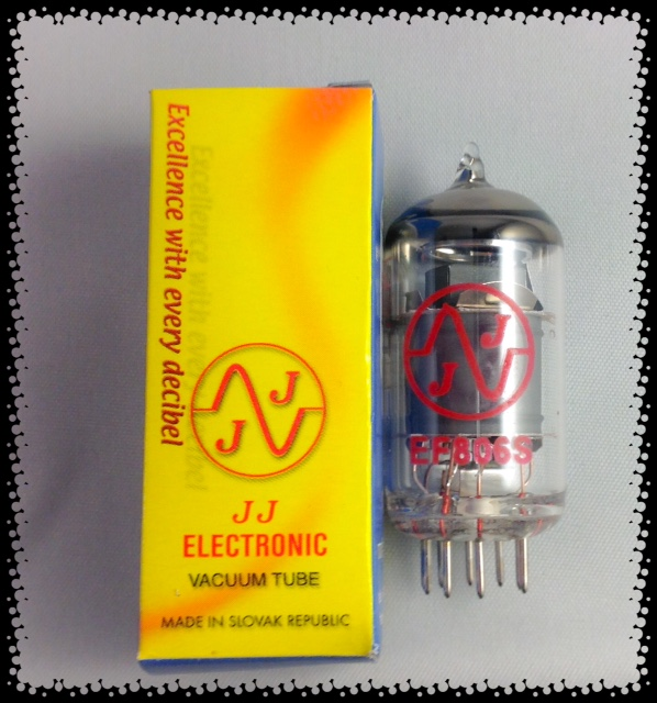 JJ EF806S replacement for EF86