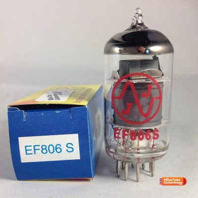 JJ EF806S an EF86 low noise replacement