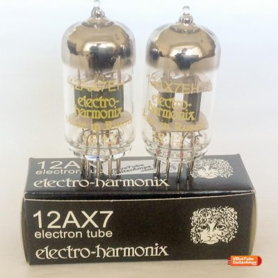 12AX7 EH Twin Pack