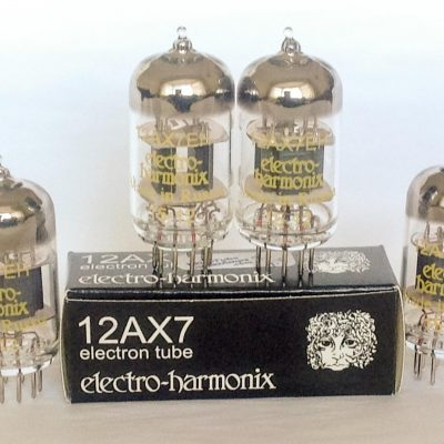 EH 12AX7 Specia Value Four Pack