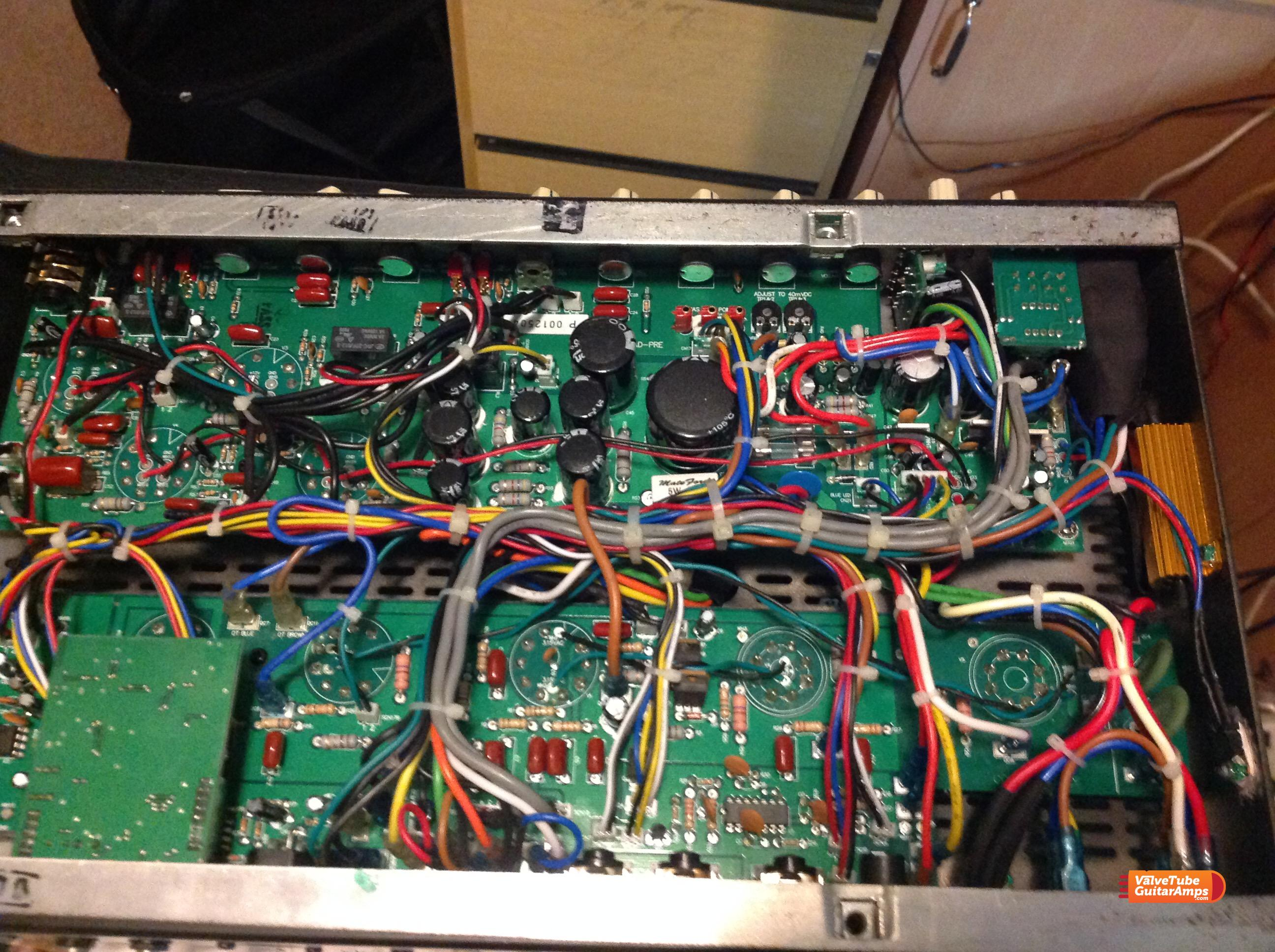 valve amp internal image